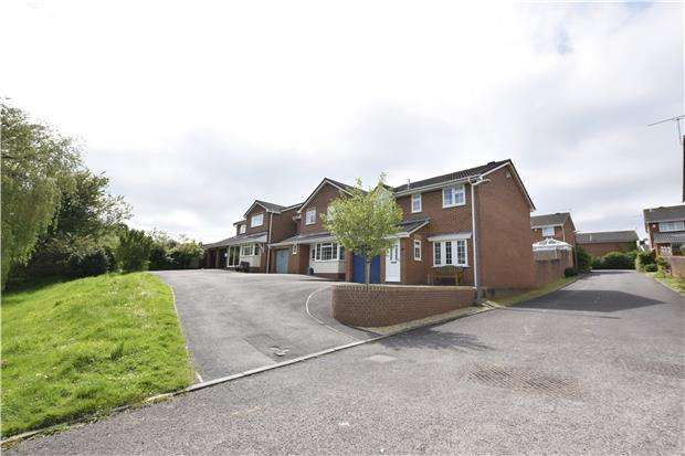 4 Bedrooms Detached House for sale in Roy King Gardens, BRISTOL, BS30 8BQ