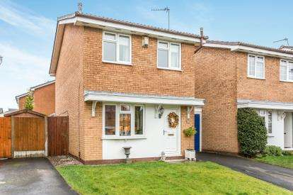 2 Bedrooms Link Detached House for sale in Wayfarers Drive, Newton-Le-Willows, Merseyside