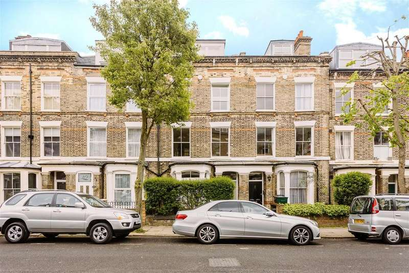 3 Bedrooms Terraced House for sale in Moray Road, Finsbury Park