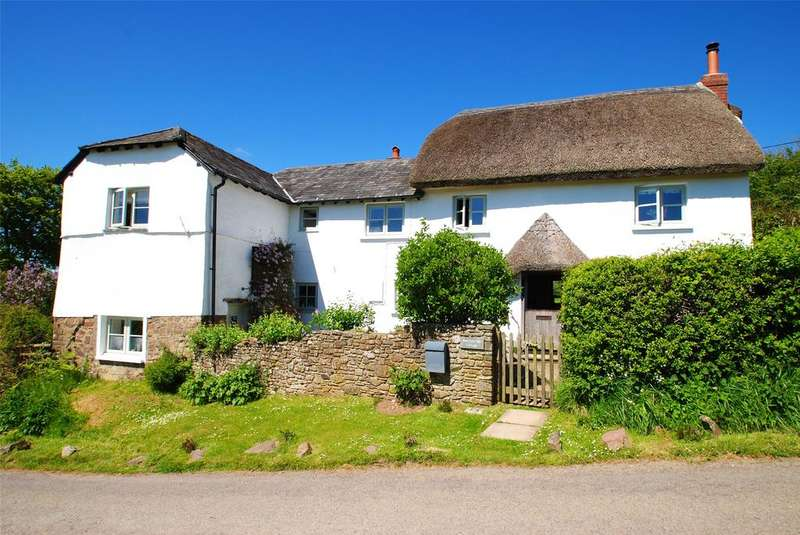 4 Bedrooms Detached House for sale in Hollocombe, Chulmleigh