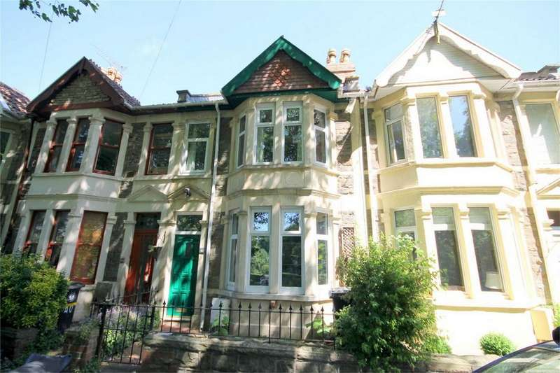 4 Bedrooms Terraced House for sale in Park Crescent, Whitehall, Bristol