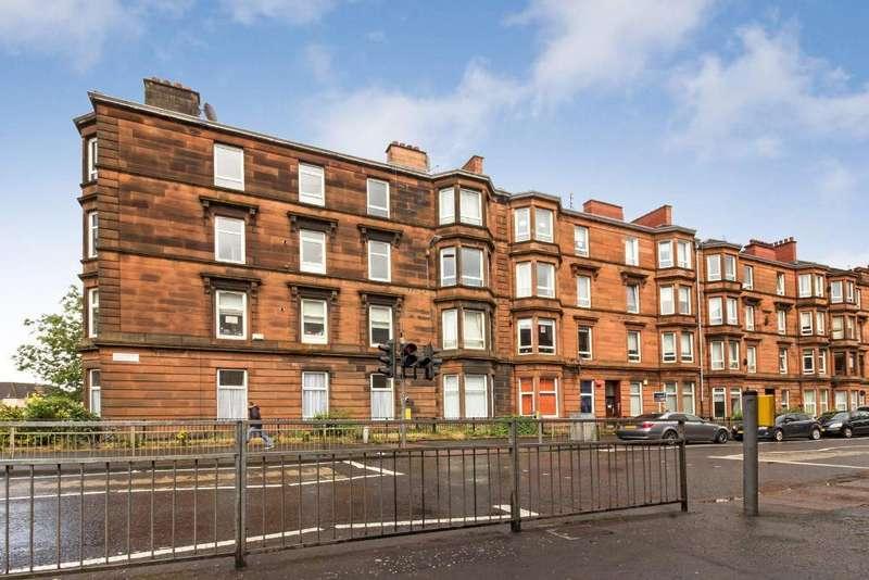 2 Bedrooms Flat for sale in Meadowpark Street, Glasgow, G31 3DJ