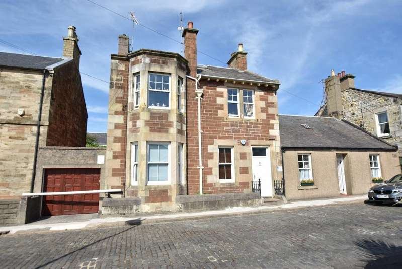 2 Bedrooms Apartment Flat for sale in 12A Cromwell Road, Ayr, KA7 1DY