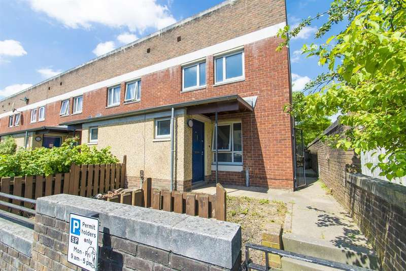2 Bedrooms End Of Terrace House for sale in Grosvenor Road, Bristol, BS2 8YB