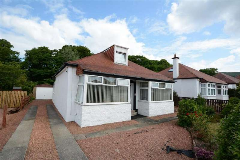 4 Bedrooms Detached House for sale in 13 Barr Crescent, Largs, KA30 8PX