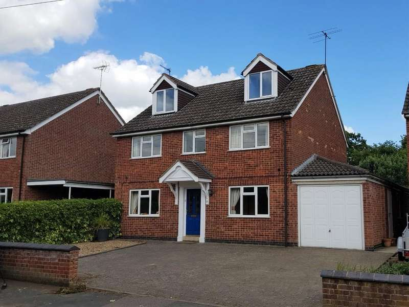 5 Bedrooms Detached House for sale in Lubenham, Leicestershire