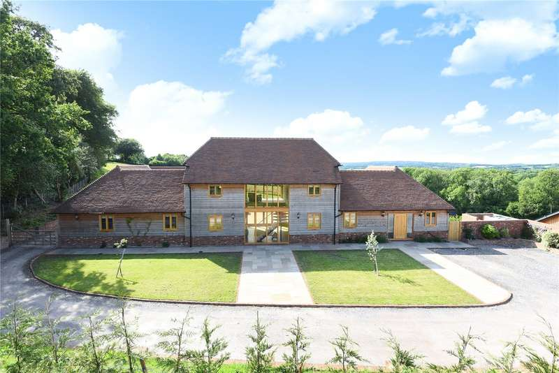 5 Bedrooms Detached House for sale in Five Ashes, Mayfield