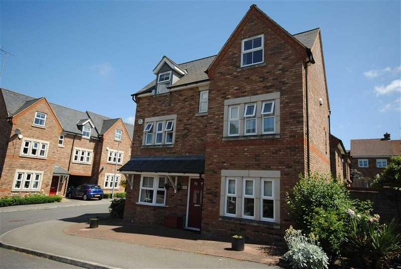 5 Bedrooms Detached House for sale in Badgers Brook, Leighton Buzzard