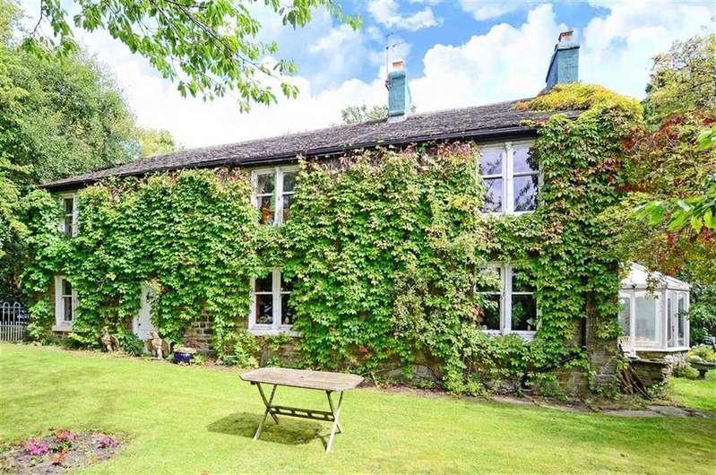 4 Bedrooms Detached House for sale in Jordanthorpe Farm, (Chantrey Cottage), Bochum Parkway, Norton, Sheffield, S8