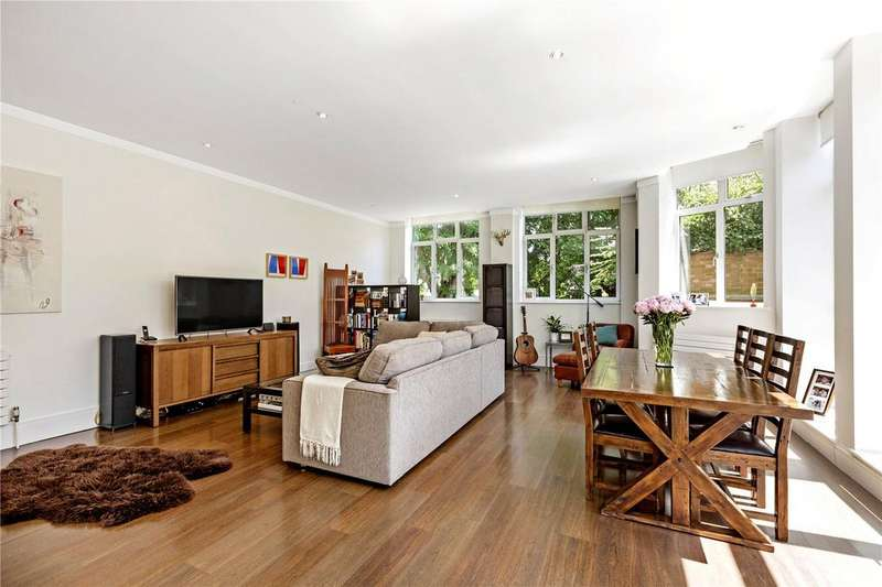 2 Bedrooms Flat for sale in Percy Laurie House, Putney, London