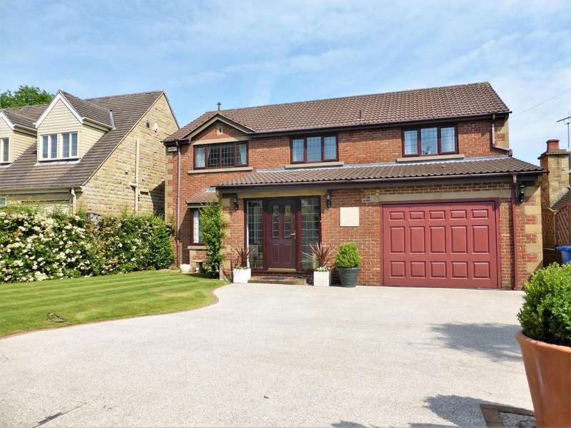 4 Bedrooms Detached House for sale in Housley Park, Chapeltown, Sheffield, S35 2UE