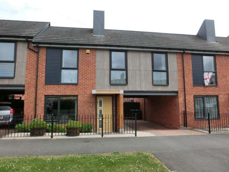 3 Bedrooms Town House for sale in Hidcote Grove, Sheldon, Birmingham