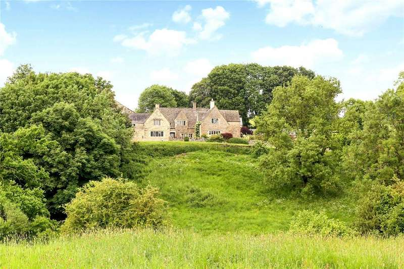 6 Bedrooms Detached House for sale in Coberley, Cheltenham, Gloucestershire, GL53