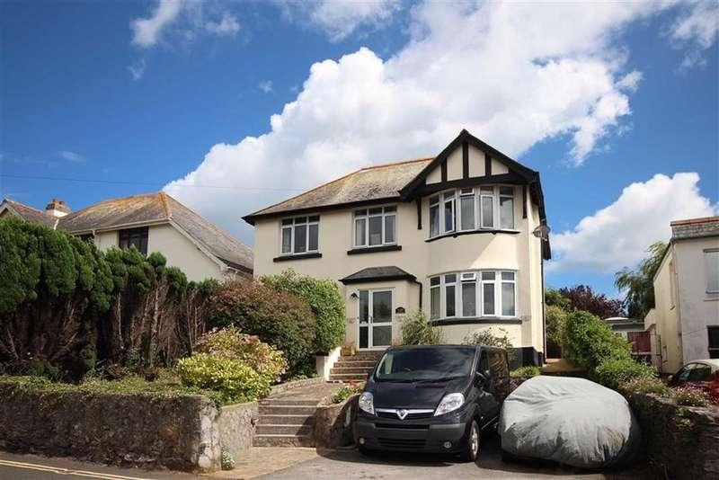 4 Bedrooms Detached House for sale in Northfields Lane, Furzeham, Brixham, TQ5