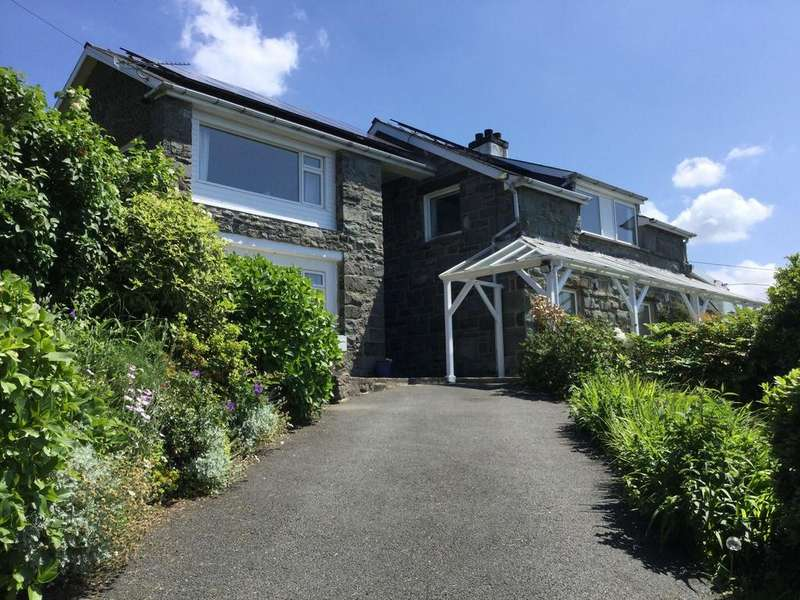 6 Bedrooms Detached House for sale in Craig Yr Wylan, Llanaber, Barmouth LL42