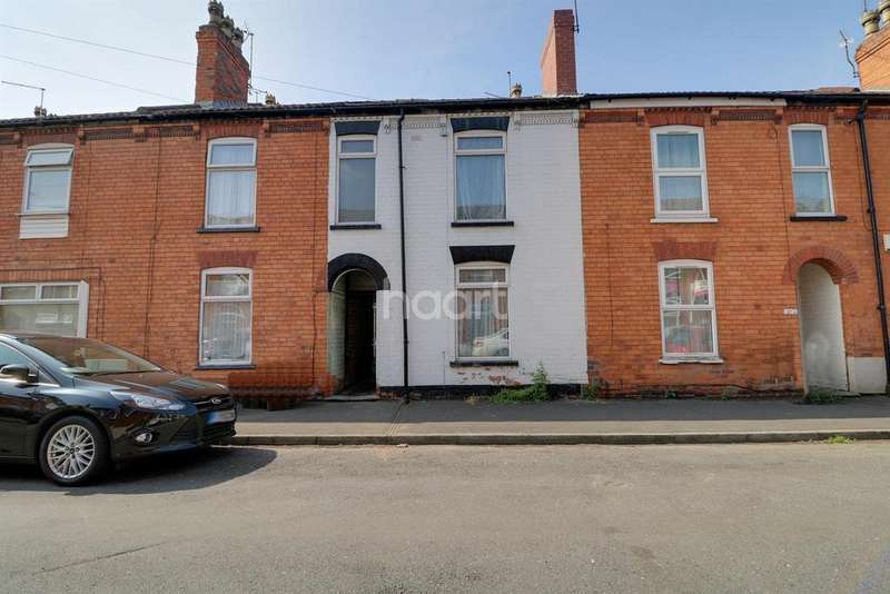 2 Bedrooms Terraced House for sale in Thesiger Street, Lincoln