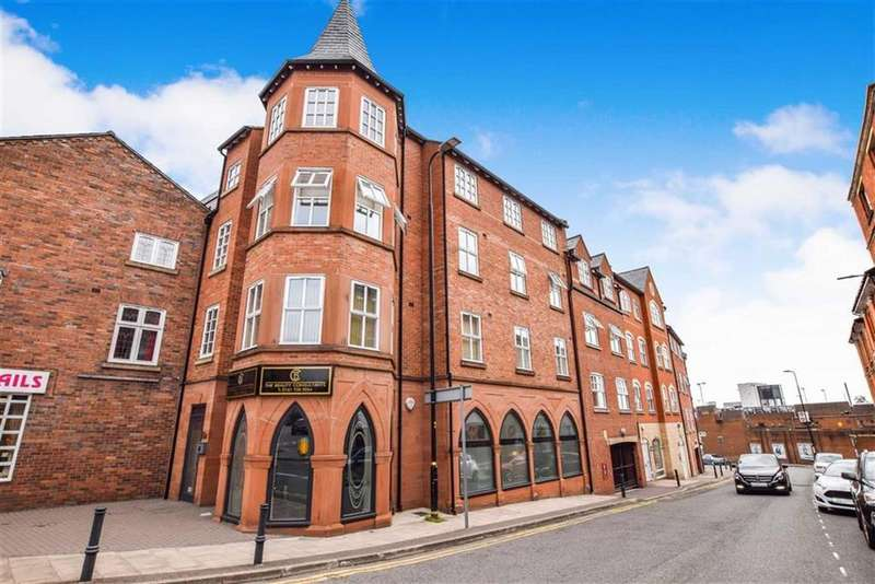 2 Bedrooms Apartment Flat for sale in Kingsway, Altrincham, Cheshire, WA14