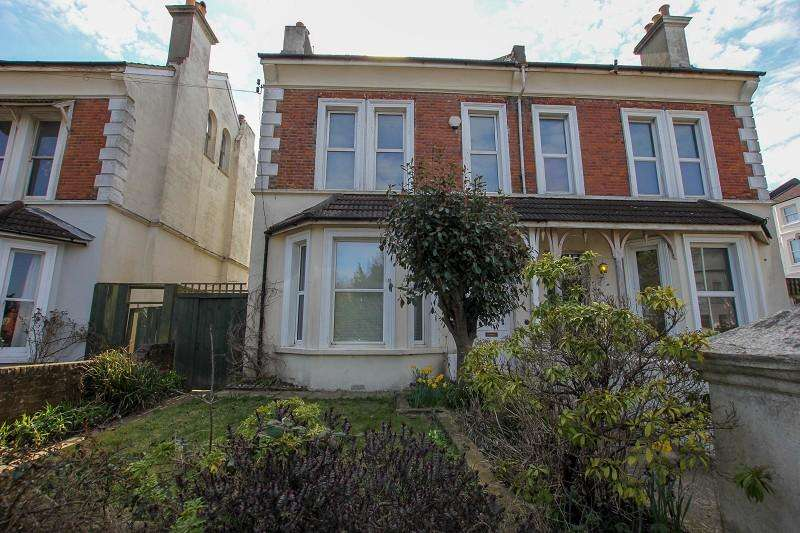 5 Bedrooms Semi Detached House for sale in Upper Park Road, St. Leonards-on-sea, East Sussex.