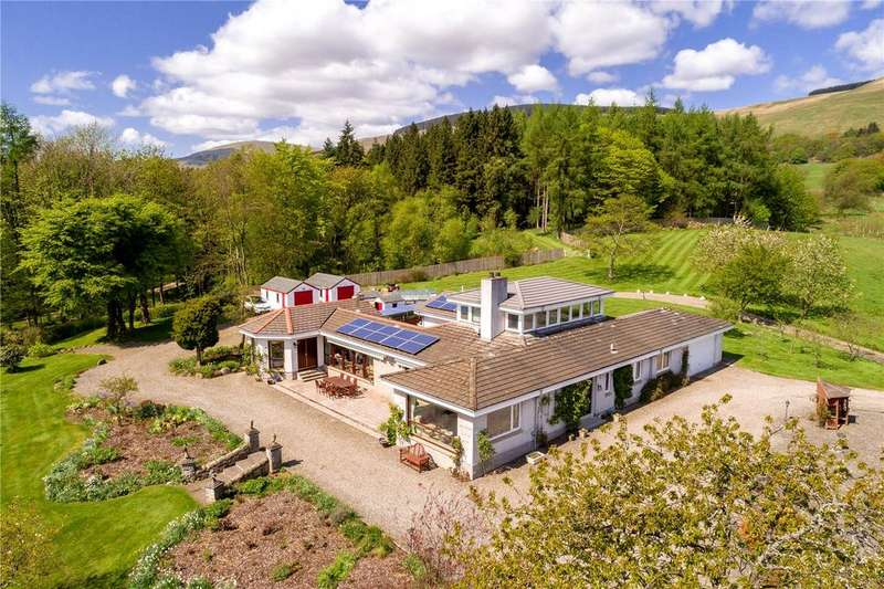 5 Bedrooms Detached House for sale in The Gean, Dollar, Clackmannanshire, FK14