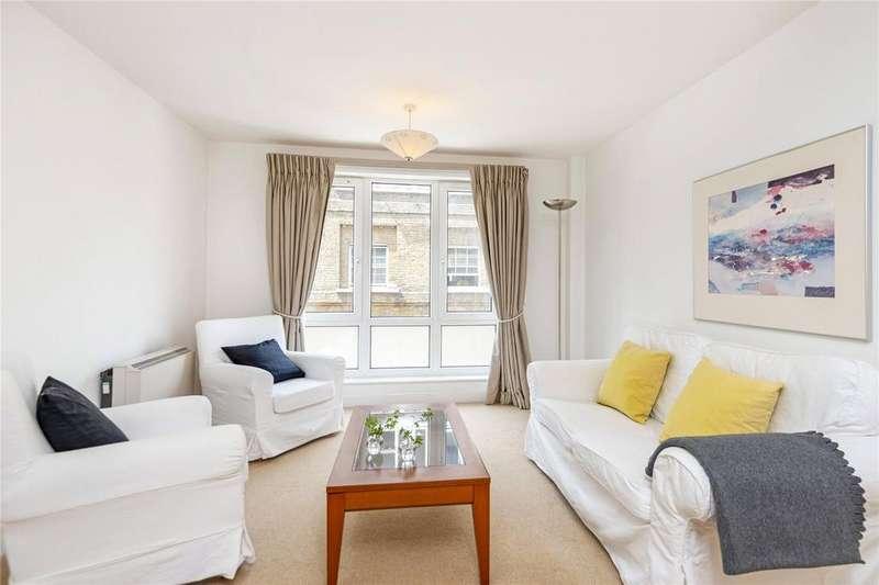 1 Bedroom Flat for sale in Bartholomew Close, EC1A