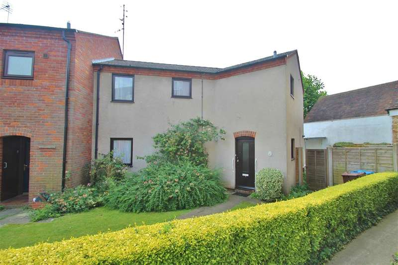 3 Bedrooms End Of Terrace House for sale in Castle Court, Buckingham