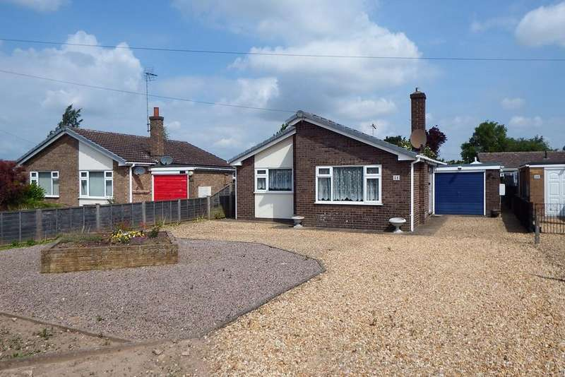 2 Bedrooms Detached Bungalow for sale in Cobgate, Whaplode, PE12