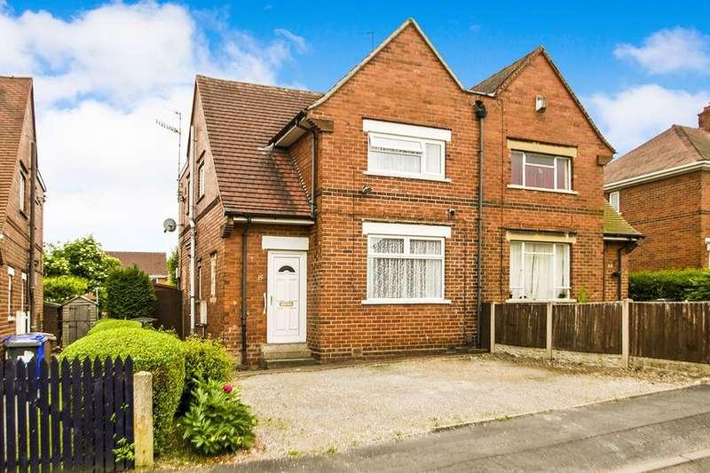 2 Bedrooms Semi Detached House for sale in Glebe Crescent, Ilkeston, DE7