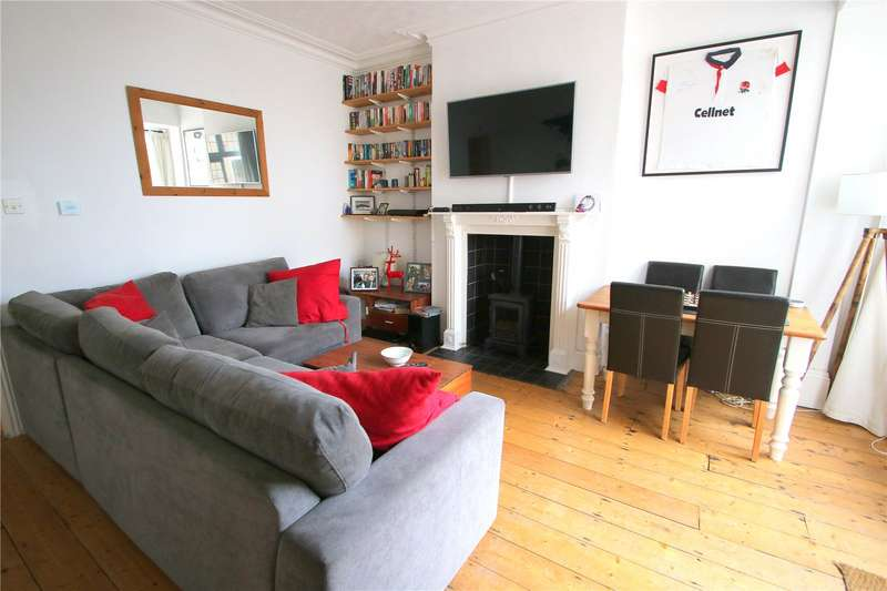 2 Bedrooms Flat for sale in Stackpool Road Southville BRISTOL BS3