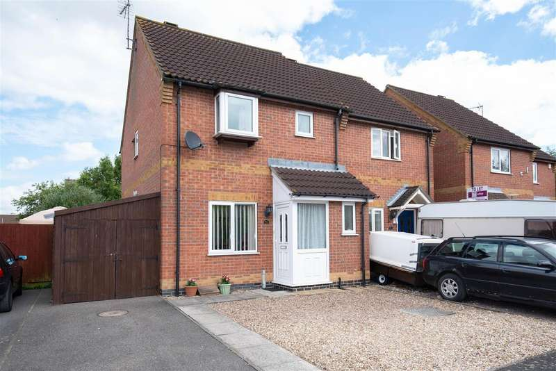 3 Bedrooms Detached House for sale in Wing Drive, Fishtoft, Boston