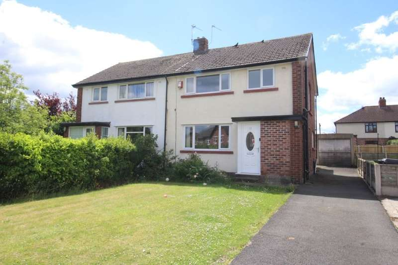 3 Bedrooms Semi Detached House for sale in Grinsdale Avenue, Carlisle, CA2