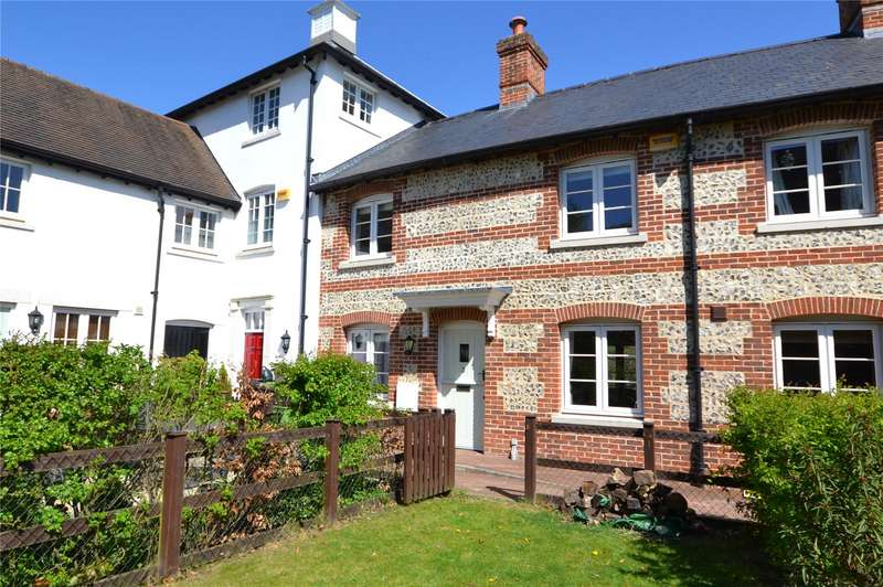 2 Bedrooms Terraced House for sale in The Coach House, Mill Street, Fontmell Magna, Shaftesbury, SP7