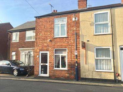 2 Bedrooms End Of Terrace House for sale in Pulvertoft Lane, Boston