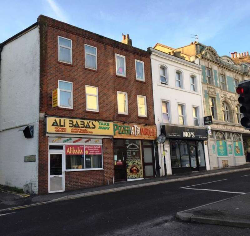 4 Bedrooms Commercial Property for sale in Commercial Road, Bournemouth