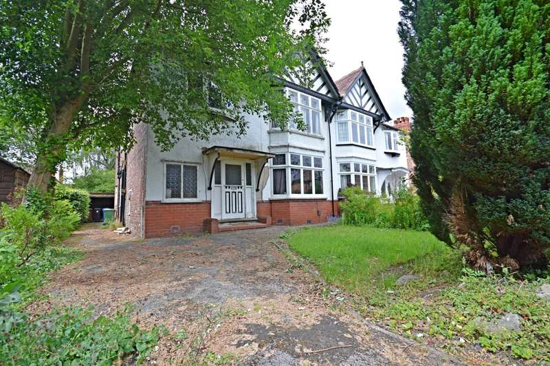 4 Bedrooms Semi Detached House for sale in Linley Road, Cheadle Hulme