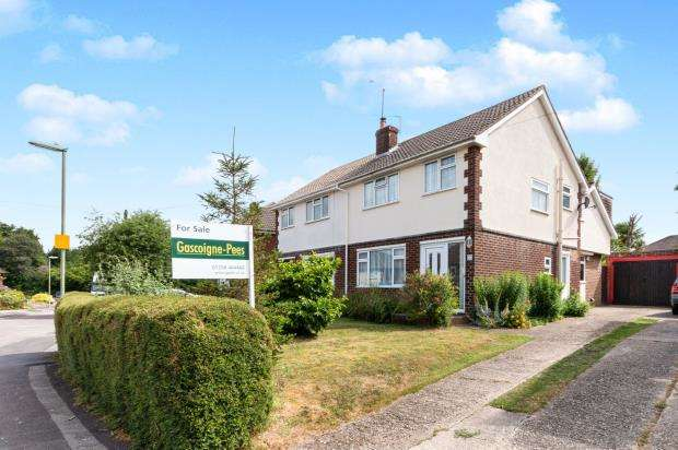 4 Bedrooms Semi Detached House for sale in Basingstoke, Hampshire