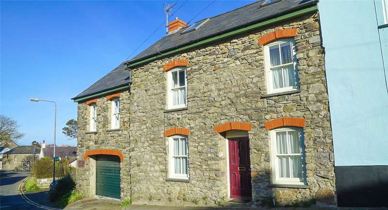 5 Bedrooms End Of Terrace House for sale in Pigsfoot Ellinthorpe House, Catherine Street, St. Davids, Haverfordwest