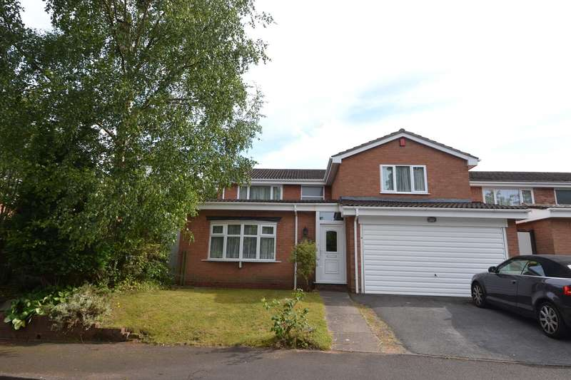 5 Bedrooms Detached House for sale in The Russells, Moseley, Birmingham, B13