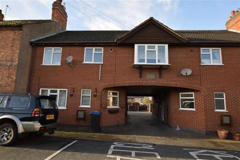 2 Bedrooms Apartment Flat for sale in Harris Court, Barwell, Leicestershire