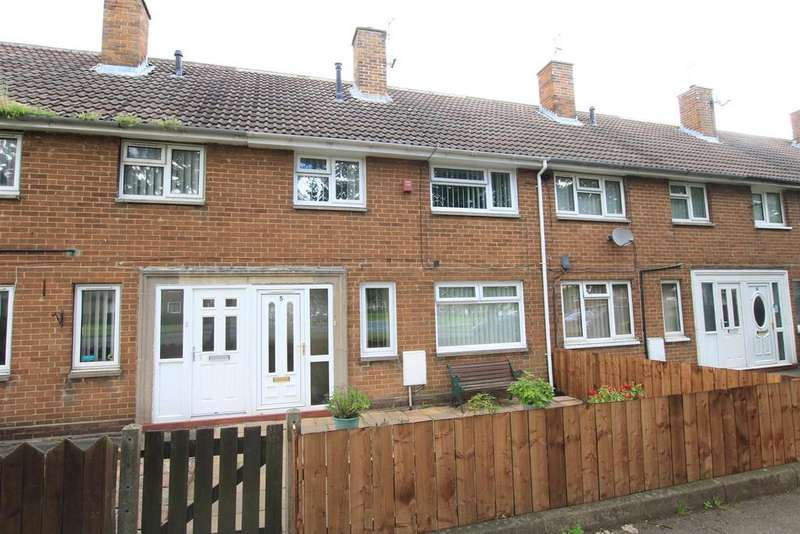 3 Bedrooms Terraced House for sale in Silkin Way, Newton Aycliffe