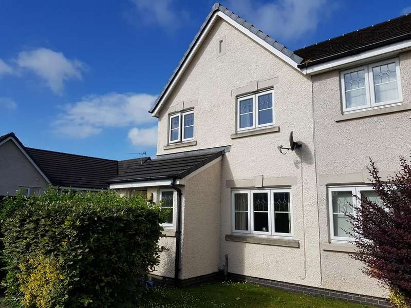3 Bedrooms Mews House for sale in 34 Monument Way, Ulverston, Cumbria, LA12 9SY