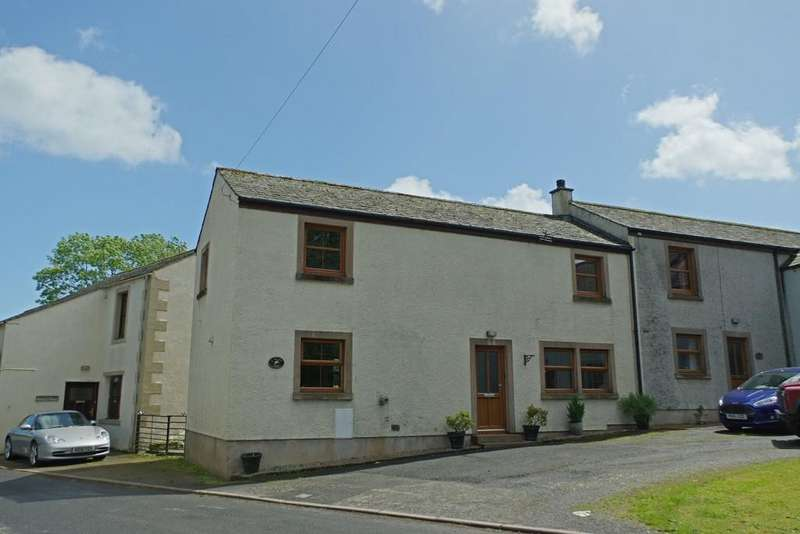 3 Bedrooms Semi Detached House for sale in Grapes Barn, Caldbeck
