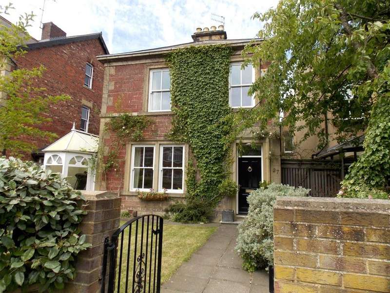 5 Bedrooms Link Detached House for sale in Gosforth