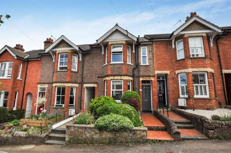 3 Bedrooms Terraced House for sale in Shrublands avenue, Berkhamsted