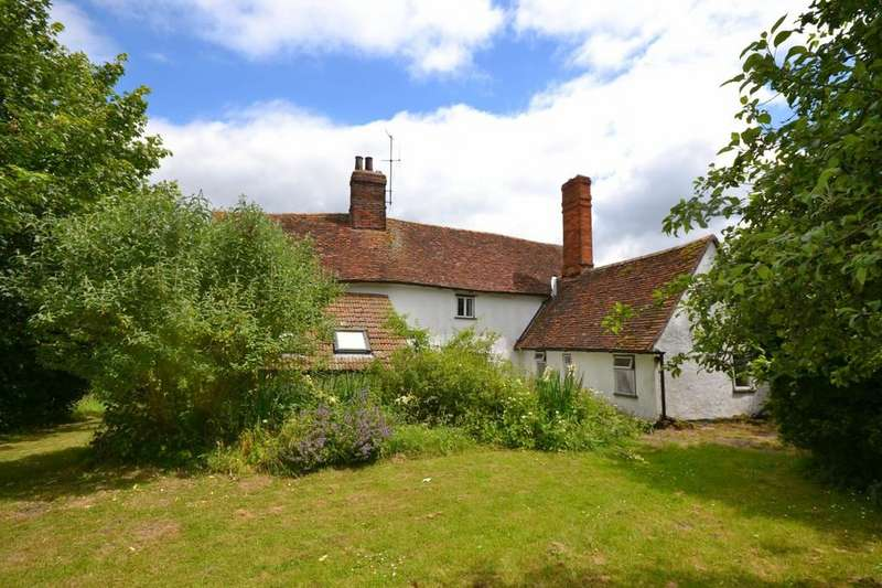 4 Bedrooms Detached House for sale in Strethall
