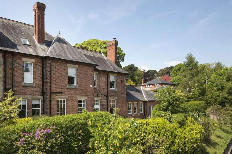 5 Bedrooms Semi Detached House for sale in Bullers Green, Morpeth, Northumberland