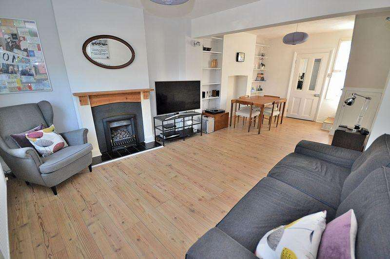 2 Bedrooms End Of Terrace House for sale in Prospect Place, Wing