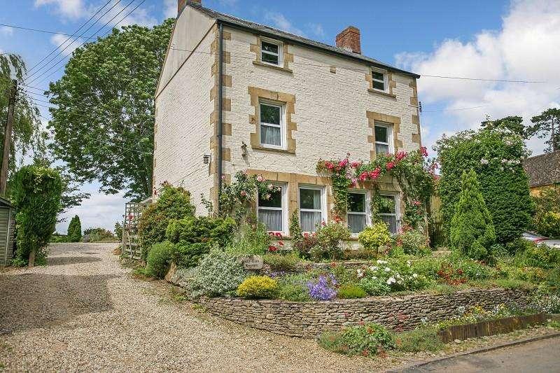4 Bedrooms Detached House for sale in Horn Lane, Evenlode, Moreton-in-marsh, Gloucestershire. GL56 0NT