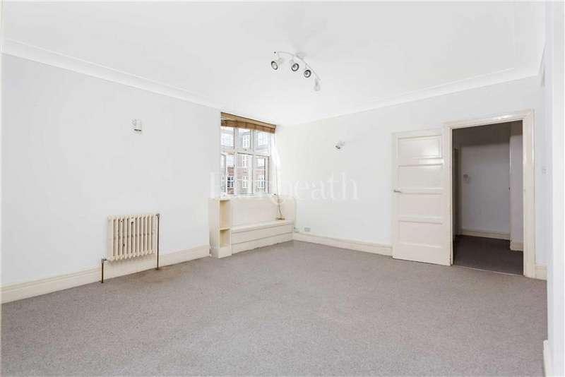 Studio Flat for sale in College Crescent, Belsize Park, London
