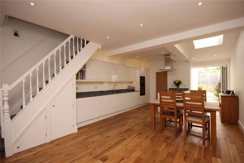 3 Bedrooms End Of Terrace House for sale in Boston Road, Horfield, Bristol, BS7