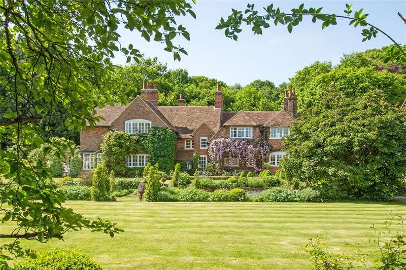 7 Bedrooms Detached House for sale in West Green Road, Hartley Wintney, Hampshire